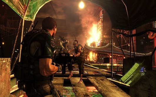 Resident Evil 6 getting Japan VO DLC