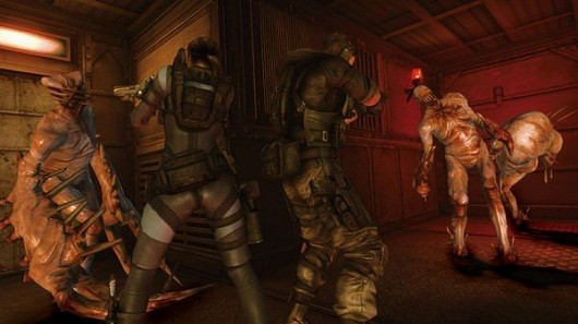 RESIDENT EVIL REVELATIONS FOR HOME CONSOLE RELEASE IN MAY 2013