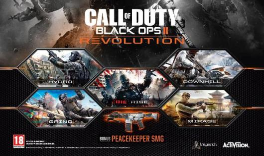 Report Black Ops 2 'Revolution' DLC won't hit PS3 or PC until Feb 28