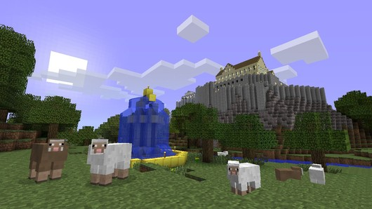 Minecraft Xbox 360 closes out the year by reaching 5 million sales milestone