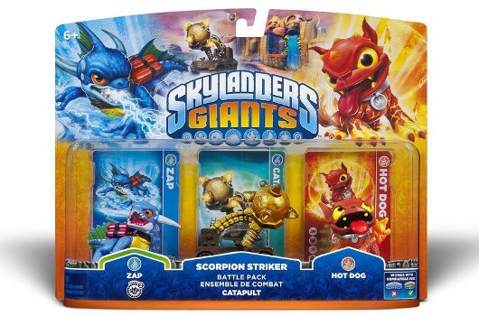 GameStop lands Skylanders Giants bundle a month early