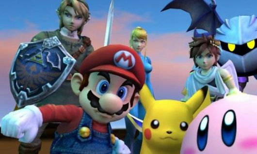 Super Smash Bros Wii U, 3DS to be showcased at E3