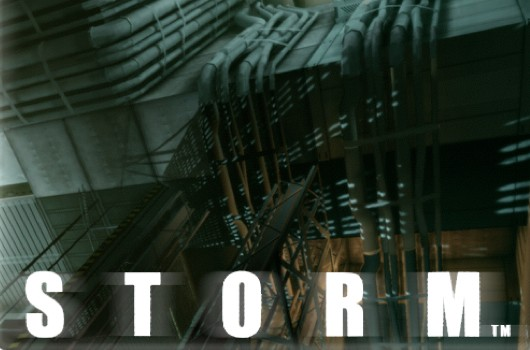 Starbreeze site lists Storm, coop scifi FPS