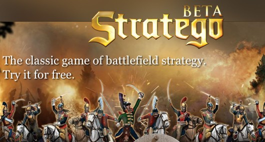 Stratego on ipad, facebook blah blah