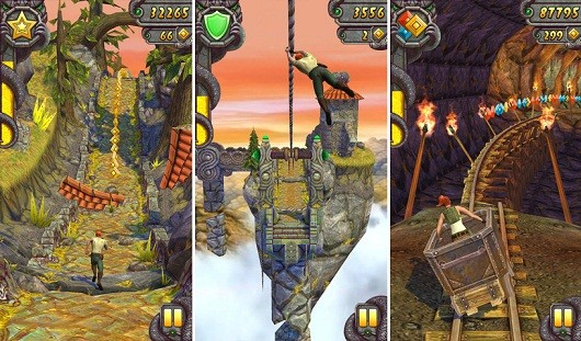 Rumor Temple Run 2 launches tonight in US, UK