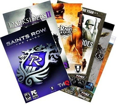 New THQ sale on Amazon Metro 2033, Saints Rows, Red Factions