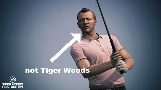 Tiger Woods PGA Tour 14 hits the retail green March 25