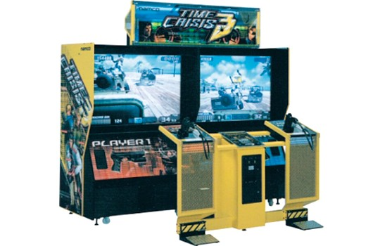 Mass Turnpike removes violent games from rest stops
