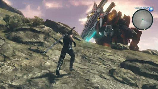 Nintendo reveals 'X'  from Monolithsoft for Wii U