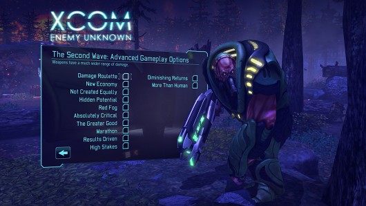 XCOM's 'Second Wave' DLC available today, adds new gameplay options