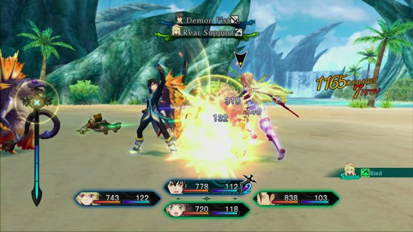 Comfort and stability Unraveling the appeal of Tales of Xillia