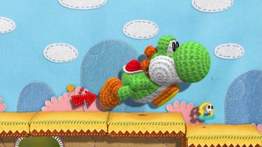 Yoshi Wii U game from Kirby's Epic Yarn team announced