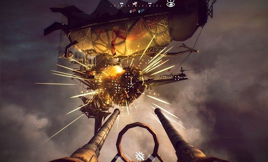 The Joystiq Indie Pitch Guns of Icarus Online