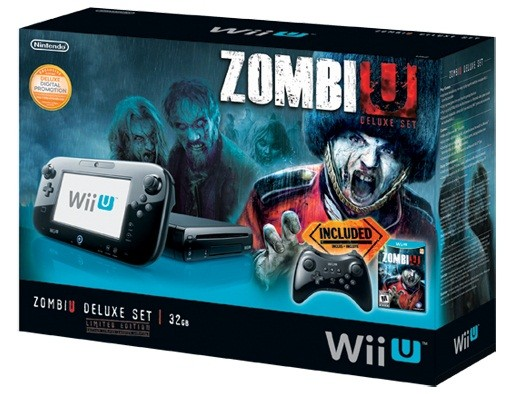 Wii U ZombiU bundle shows up on FutureShop