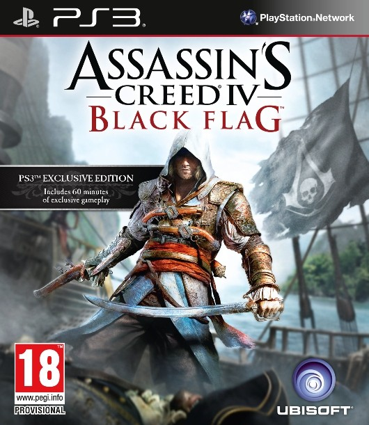 Assassin's Creed 4 Black Flag hoists new hero onto PS3, 360, Wii U, PC