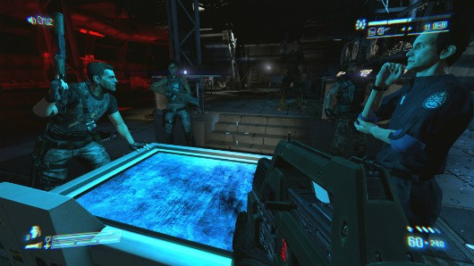 Aliens Colonial Marines review Bore to the corps
