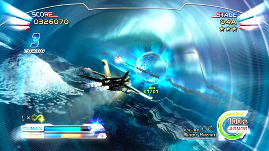 After Burner Climax iOS out now