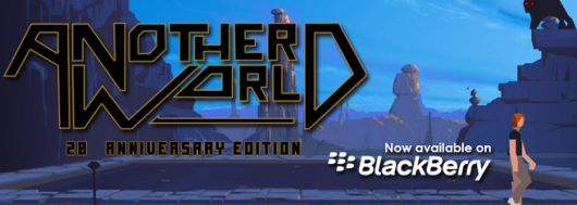 Another World Anniversary Edition comes to BlackBerry 10