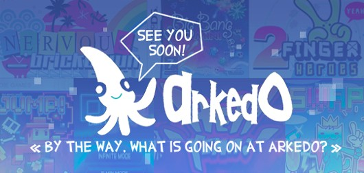 Arkedo Studio shuts down, kind of