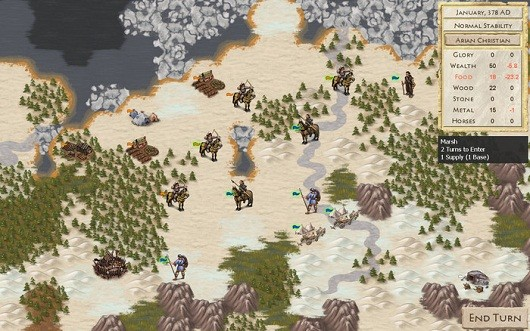 Civ 5 lead designer forms indie studio, pounds At the Gates of Kickstarter