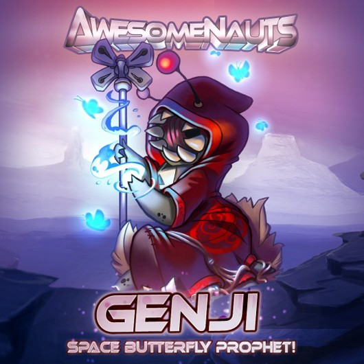 New Awesomenauts character Genji