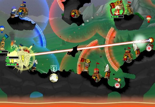 Cannon Brawl devs release an alpha build for free