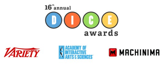 Machinima streaming DICE awards
