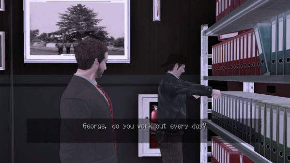 Everything old is new and weird again in the Deadly Premonition Director's Cut