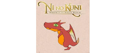 Free Ni No Kuni familiar Draggle makes eyes at North America Feb 12