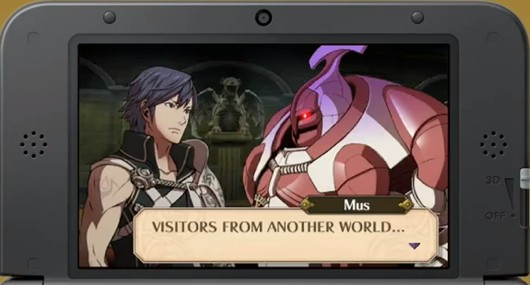 Fire Emblem DLC trailer