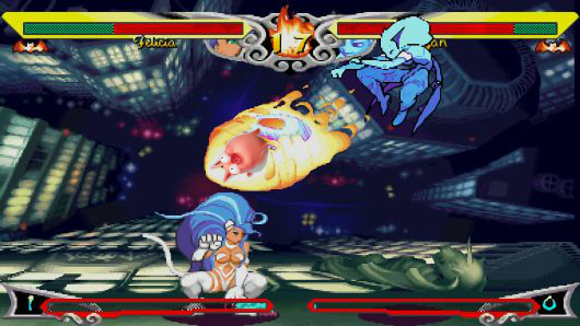 Darkstalkers Resurrection comes alive on PSN Mar 12, XBLA Mar 13