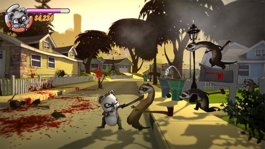 Fuzzy Slaughter, a new Kickstarter project from Borderlands 2 DLC dev Triptych Games