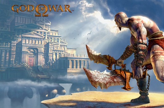 God of War HD gets twoweek run on PS Plus in Europe