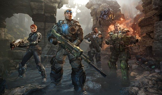 Gears of War art director 'It's tough to justify' a female lead character