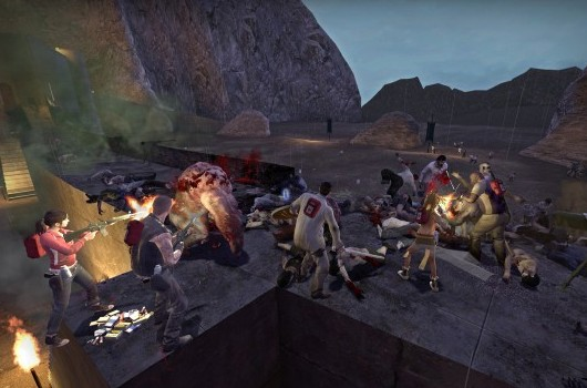 Left 4 Dead 2 adds Helm's Deep Reborn to official servers list