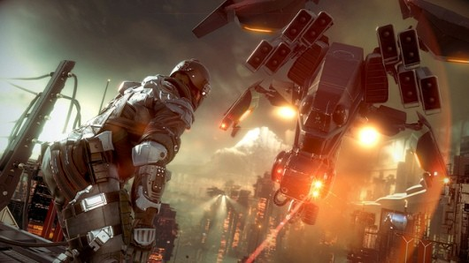 Killzone Shadow Fall confirmed as PS4 launch game
