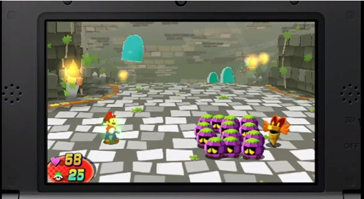 New 'Mario & Luigi Dream Team' bringing Luigi's dreams to life on 3DS