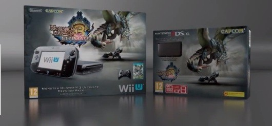 Monster Hunter 3 Ultimate, Fire Emblem Awakening bundles unveiled for EU