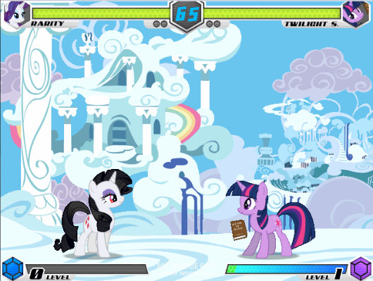 Unlicensed My Little Pony fighter 'Fighting is Magic' shut down by Hasbro