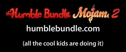 Humble Bundle Mojam 2 The Mojammening