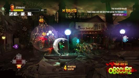 Obscure is a 25D sidescroller coming to PC, PSN, XBLA in spring