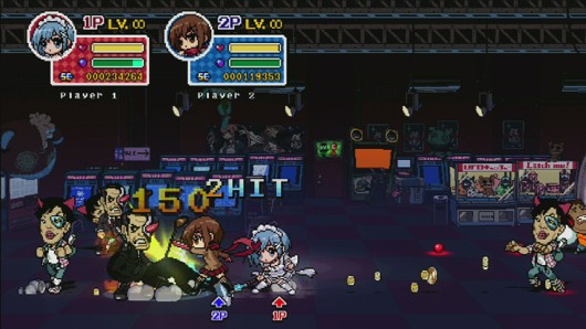 Phantom Breaker spins off an XBLA brawler, available today