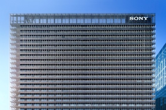 Sony sells Tokyo office building for $  12billion