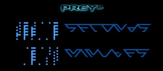 Alien Noire teaser site updates with Prey 2 logo