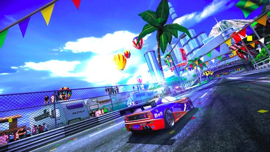 Nicalis picks up Kickstarterfunded 'The '90s Arcade Racer'