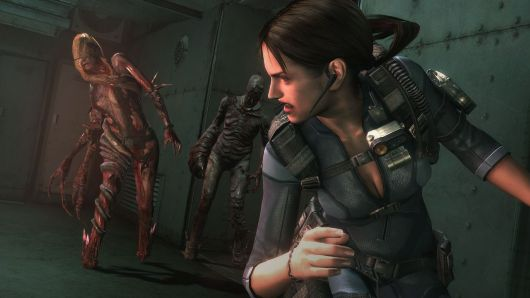 Resident Evil Revelations Raid Mode stream features quite the Hunk