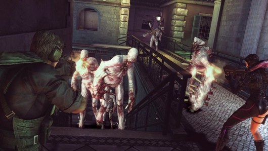 Report Resident Evil Revelations Wii U features offscreen play