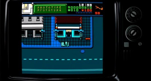How to compress Retro City Rampage into a working 8bit game