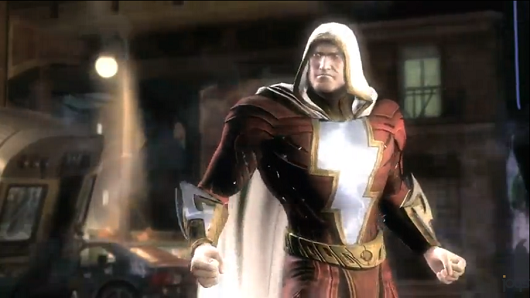 Latest Injustice fight tapes show Joker, Flash, Shazam, whams, bams