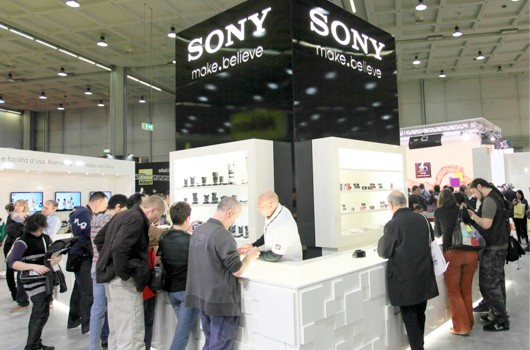 Sony expects operating profit this year, but not from selling product